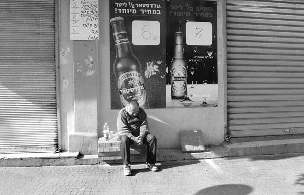 אלכס ליבק - תל אביב, דצמבר 2008